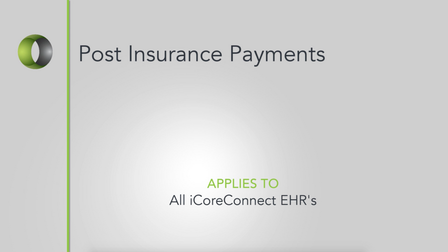 44 - Post Insurance Payments