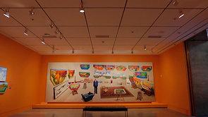 Hockney + Van Gogh Exhibition | MFAH