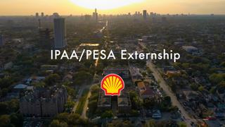 SHELL OIL | IPAA-PESA Externship
