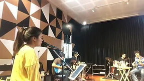 Careless Whisper - Rehearsal time with Soul Connection Band