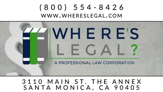 Learn About Where's Legal?