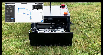 Drone in a Box Charging