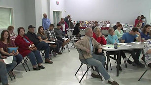 Suffering on the San Jacinto 11 voices - Story  KRIV