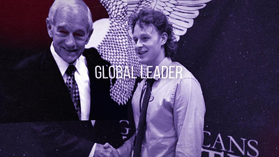 John, The Beloved, Global Leader