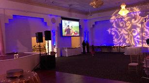 Reception at Paradise Ballrooms