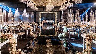 Armani Hotel Wedding 2020