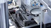 Wellenmontage für Staubsaugermotoren