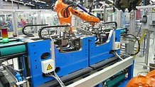 Roboterprogrammierung Flare- Station