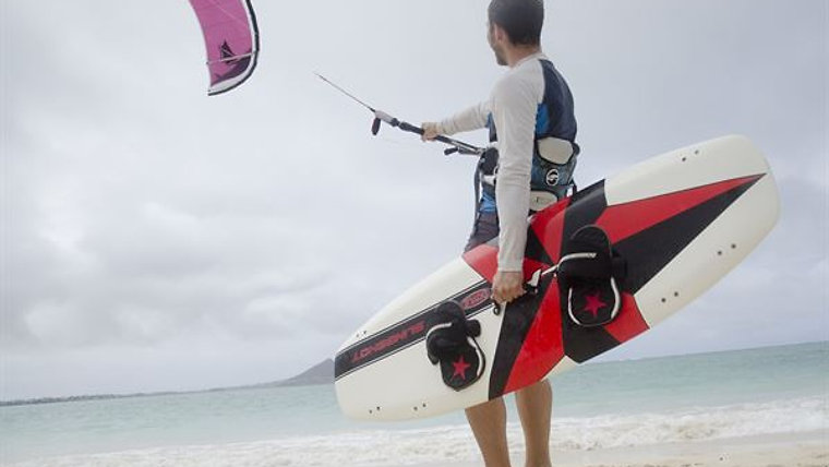 Kiteboard Beginers
