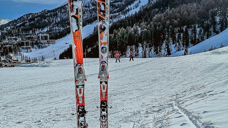 Ski Beginers