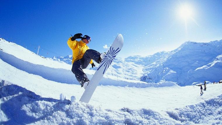Snowboard intermediate