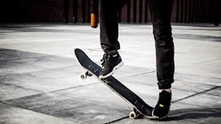 Skateboard Beginer
