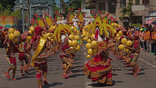 Lanzones festival parade 2018