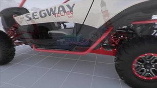 Segway Powersports PHP Hybrid Powertrain