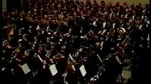 Mahler Symphony No. 2, excerpt