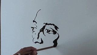 Portrait live