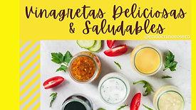 Taller Vinagretas Saludables @endocrinorosero