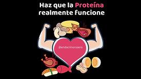 Cuánta Proteína debemos consumir?