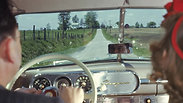 73640553 Driving in a Studebaker