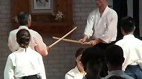 Tamura Sensei Kumitachi - Lesneven 2005