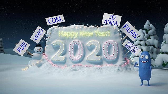 Arcanes voeux 2020