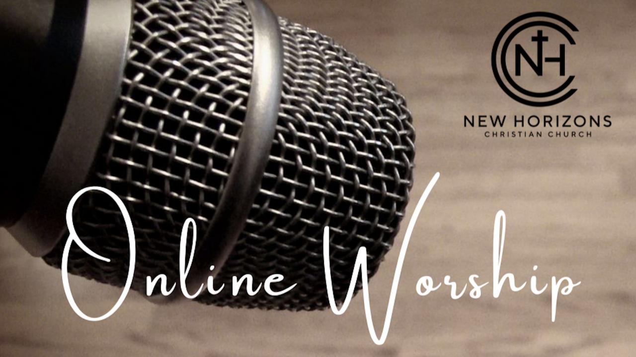 NHCC Online Worship - October 25, 20202