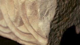 La peça del mes - Pilar decorat epoca visigotica