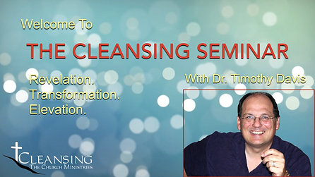 Cleansing Seminar Commitment