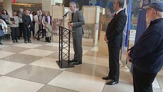 United Nations David Unreich Exhibit Introduction
