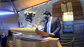 2020 Tali Bat Mitzvah and Tribute