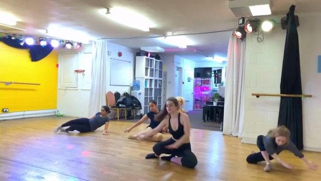 RDA Jazz Dance Class