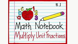 Multiply Unit Fractions