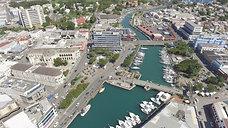 Bridgetown Aerial