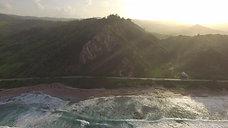 East Coast-Over Water(4k)