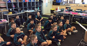 Students of St. Francis Lockleys South Australia