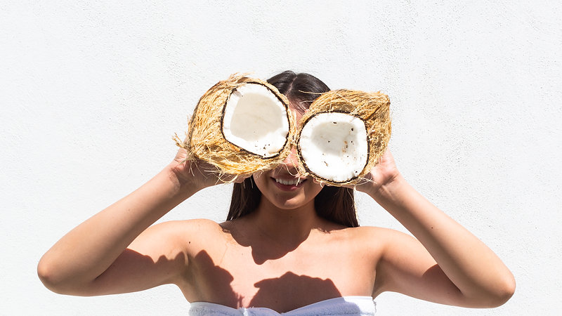 Why do we all love COCONUTS?