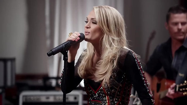 "Target ""Live Recordings with Carrie Underwood"""