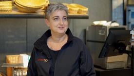 Claudia Salz - Manager Akademie der Bäckerei Kamps