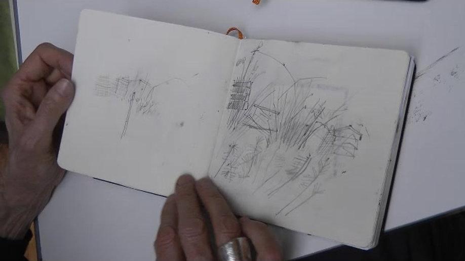 Eileen Hogan Garden Museum Sketchbooks