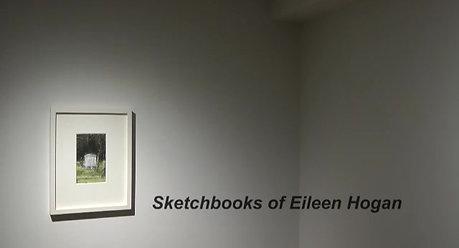 Sketchbooks - Revelation in Art Space Gallery Feb2018