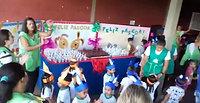 Nossas crianças comemorando o dia da Páscoa.  Feliz Páscoa a todos