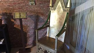 Construction fauteuil Dumbledore