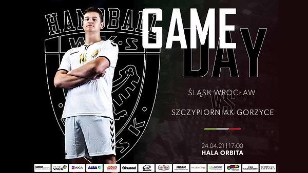 WKS Śląsk Wrocław vs. SPR Szczypiorniak Gorzyce Wielkie