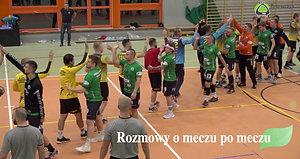 Rozmowy o meczu po meczu SPR vs Leszno