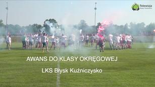 Mecz LKS Błysk Kuźniczysko vs. Oborniki