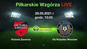 Victoria Zawonia vs. Różanka Wrocław