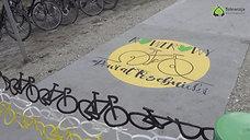 Otwarcie ścieżki rowerowej w miejscowości Gruszeczka