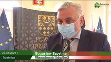 Otwarcie terenowego Biura Paszportowego w Trzebnicy