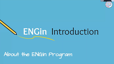 ENGin Introduction