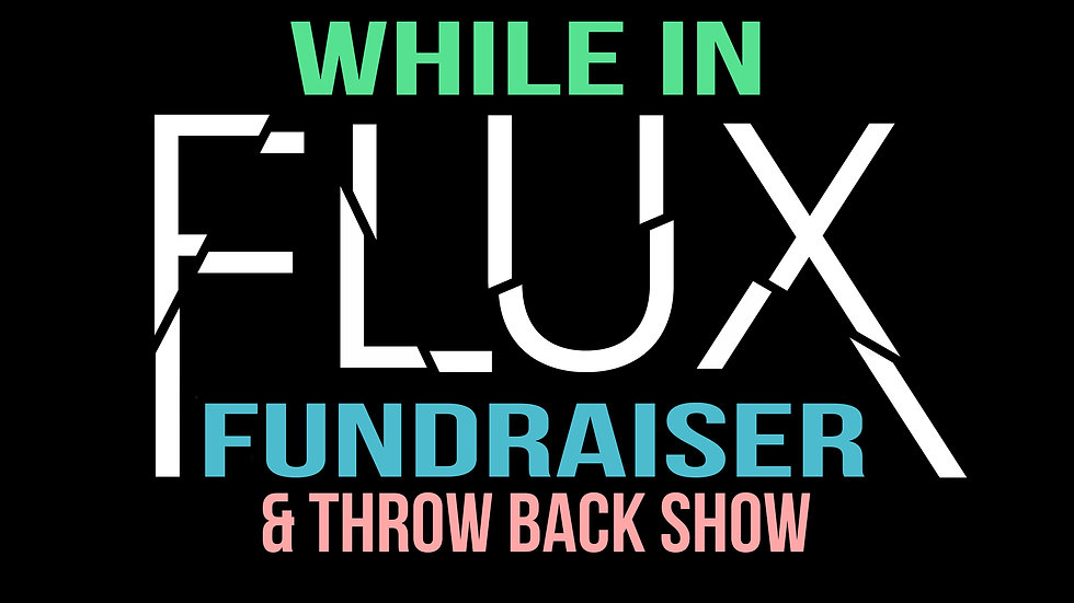 While In Flux Intermission - Commercial Break